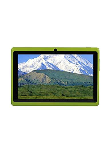 bansd A33 7 Pulgadas WiFi Versión Tablet PC Pantalla de Alta definición Juego Entretenimiento Verde EU
