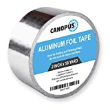 CANOPUS Aluminum Foil Tape, Heavy Duty, Heat...