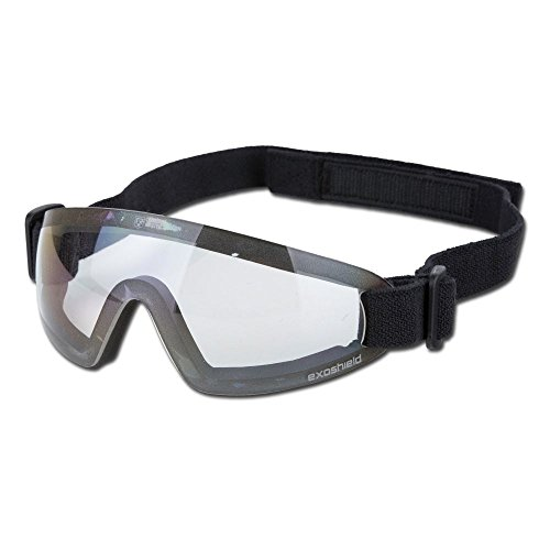 Schutzbrille Revision Exoshield Extreme Low-Profile klar