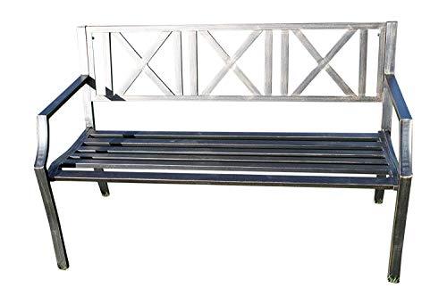 Gartenbank Welpen Design 127 cm