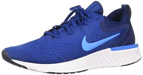 Nike Herren Odyssey React Laufschuhe, Mehrfarbig (Gym Hero/Blue Void 404), 46 EU