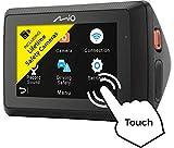 Mio Mivue 786 Touch WiFi - Cámara GPS para Coche (2,7 Pulgadas, 1080p)