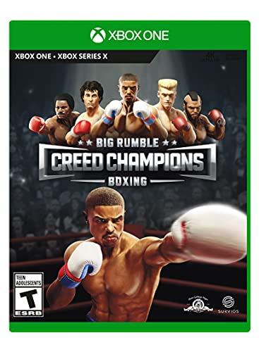 Big Rumble Boxing: Creed Champions for Xbox One and Xbox Series X [USA]