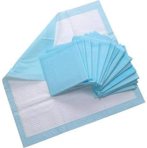 50 pc Heavy Duty High Absorbency Disposable Bed Pads,(30