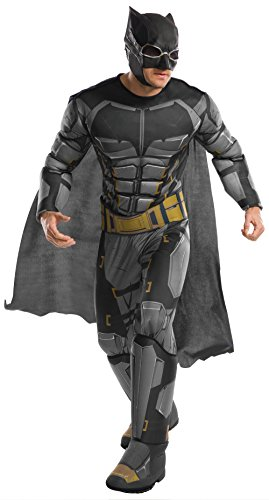 Rubie's Justice League Adult Deluxe Tactical Batman Costume