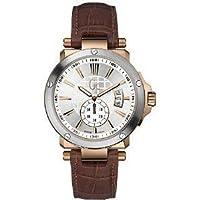 腕時計 ゲス Guess Collection Mens GC Watch X65001G1S Quartz Silver【並行輸入品】