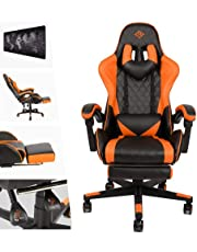 AUSELECT Race Gaming Chair,2021 Ergonomic Office Chair Heavy Duty Racing Style Multi-Color Selected