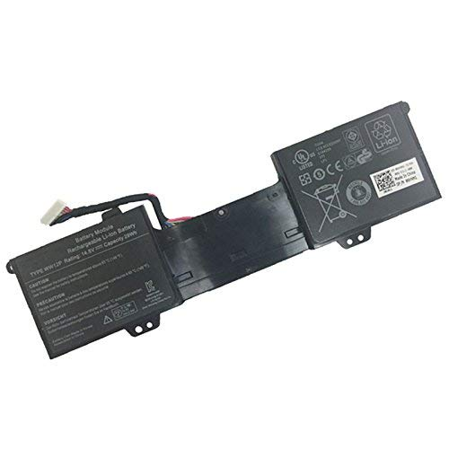 Hubei 14.8V 29Wh WW12P 9YXN1 TR2F1 Laptop Battery For Dell Inspiron DUO 1090 Tablet PC Convertible
