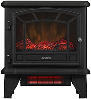 Duraflame 1500W Infrared Quartz Electric Fireplace Stove Heater