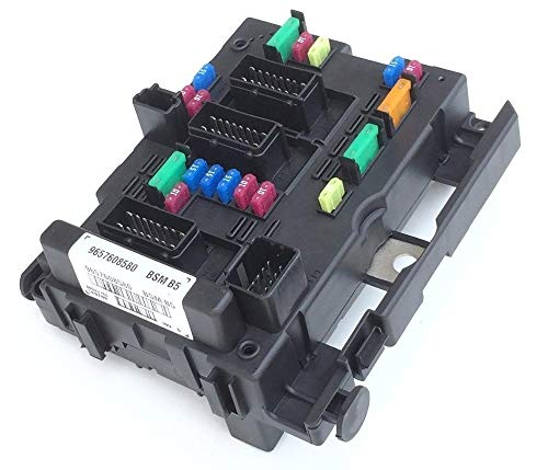 Accesorios de coche Relé de montaje de la unidad de caja de fusibles para P-E-U-G-E-O-T 206 C-A-B-R-I-O 307 C-A-I-O 307 C-A-R-I-O 406 C-OUD-P-E- 807 CI-T-P-E- 807 CI-T-R-O-E-N C3 C5 C8 X-S-AR-A PI-C-A