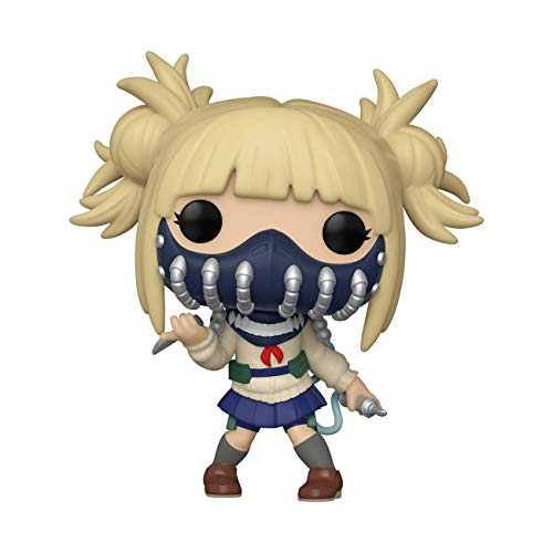 Funko- Pop Animation: My Hero Academia-Himiko Toga w/Face Cover Figura Coleccionable, Multicolor (48471)
