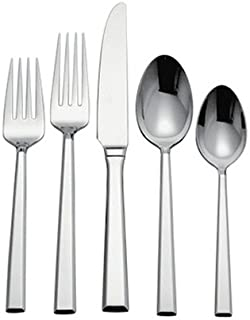 Reed & Barton EveryDay Addison 45-Piece Stainless-Steel Flatware Set, Service for 8
