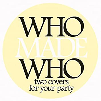 Two Covers for Your Party