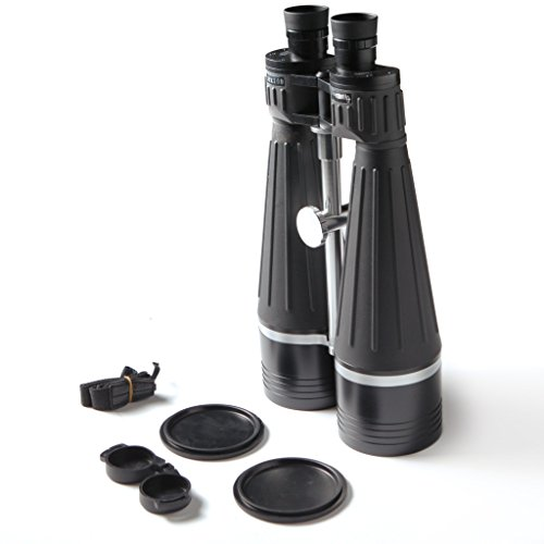 Zhumell 25x100 Tachyon Astronomy Binoculars with Case, Black