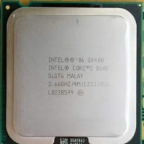 Quad-Core Q8400 Gestreute CPU 2,66 GHz, 775-PIn-Desktop-Prozessor
