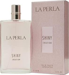 La Perla Creation Shiny By La Perla For Women. Eau De Toilette Spray 3.4 Ounces