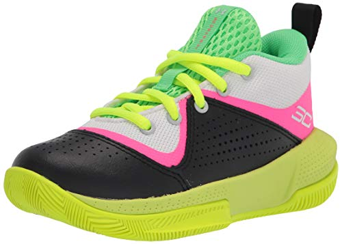 Under Armour Steph Curry 3zer0 Iv Zapatillas de baloncesto para niños