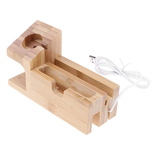 Charging Mobile Phone Stand Bracket Docking Station for Watch&Phone