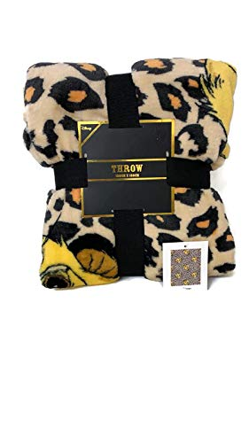 Disney Simba König der Löwen Lion King Kuschel Decke Throw Blanket 120 x 150