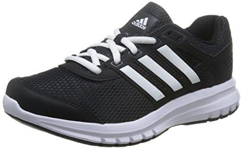 Adidas Tenis para Correr Textil Negro con Blanco BA8107 22.5