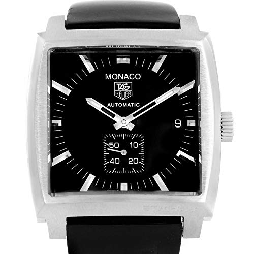 Tag Heuer Monaco Automatic-self-Wind Male Watch WW2110 (Certified Pre-Owned)