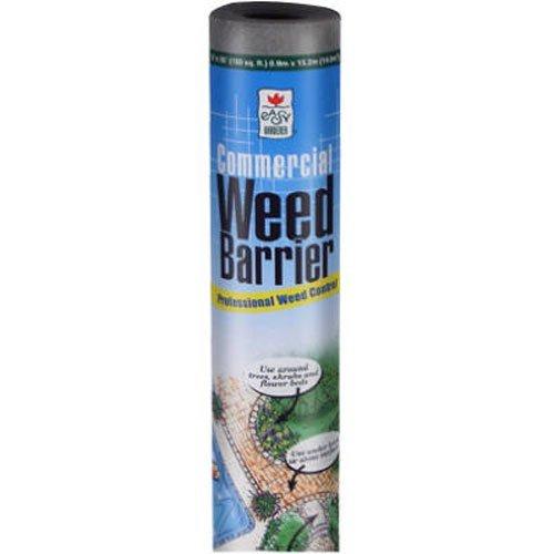 Easy Gardener 2509 Weed Barrier Landscape Fabric, 4 ft X 100 ft