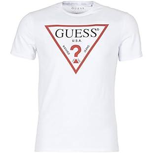 Guess Mens M83I27J1300 Slim Vest Top Size XS:Viralinfo