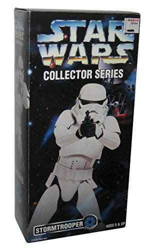 """Hasbro Imperial Stormtrooper A New Hope 12\"""" Inch, 30 cm Actionfigur - Star Wars Power of The Force Collection 1996"""
