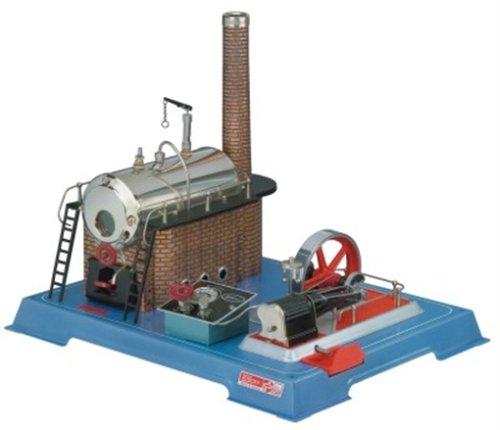 00024 - Wilesco D 24 - Dampfmaschine