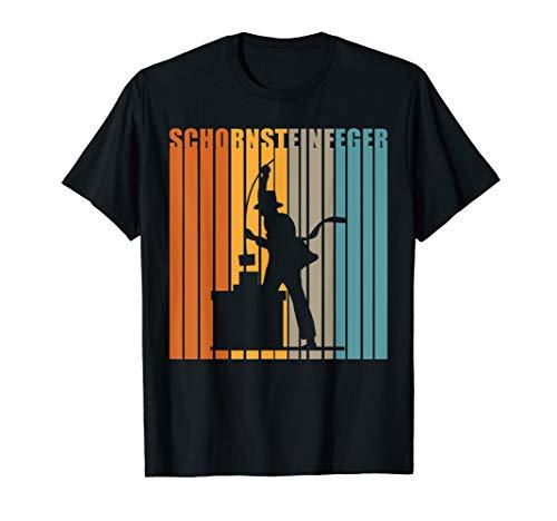 Herren Schornsteinfeger Schornstein Kaminkehrer Kamine Geschenk T-Shirt