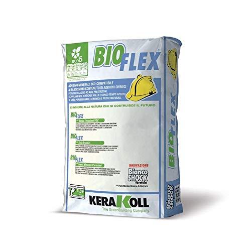 ADESIVO BIOFLEX KERAKOLL BIANCO 25 KG (EX BIOFIX)