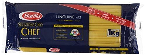 Barilla Selezione Oro Chef Linguine n. 13, 3er Pack (3 x 1kg)