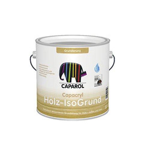 Caparol Capacryl Holz-IsoGrund 2,5 Liter Weiß