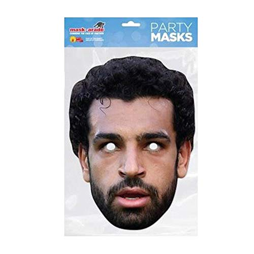 F.C. Liverpool Mo Salah Maske Offizielles Merchandise Produkt
