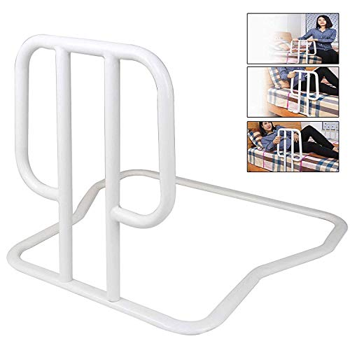 Bed Rail Safety Side Guard Assist Handle Bedside Bumper As The Best Gift for Seniors Adults