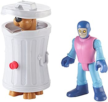 Fisher-Price Imaginext Scooby-Doo Hiding Scooby & Funland Robot - Figures Multi Color