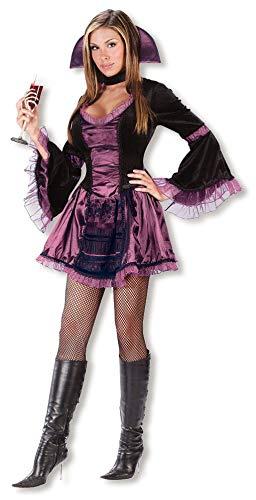 Horror-Shop Sexy Vampirbraut Kostüm S/M