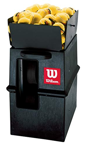 Wilson Portable Tennis Machine w/Remote - from The #1 Name in Tennis - Wilson Sports