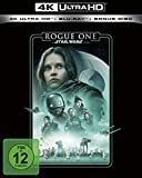 Rogue One: A Star Wars Story - Line Look 2020 (4K Ultra HD) (+ Blu-ray 2D) (+ Bonus-Disc) [Alemania] [Blu-ray]