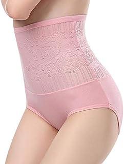 afb41807c95 Blueis Women Waist Trainer Brief High Waist Tummy Control Breathable  Stretch Slim Body Shapewear Briefs