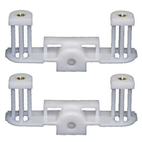 DeWalt DW411/DW412 Sander Replacement (2 Pack) Foot # 144988-02-2PK