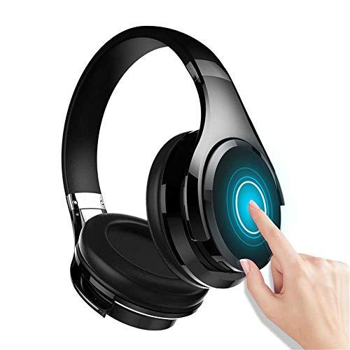AOEIUV B21 Auriculares inalámbricos inalámbricos de Control táctil USB con micrófono Incorporado para iPhone 6 6S 7/7 Plus