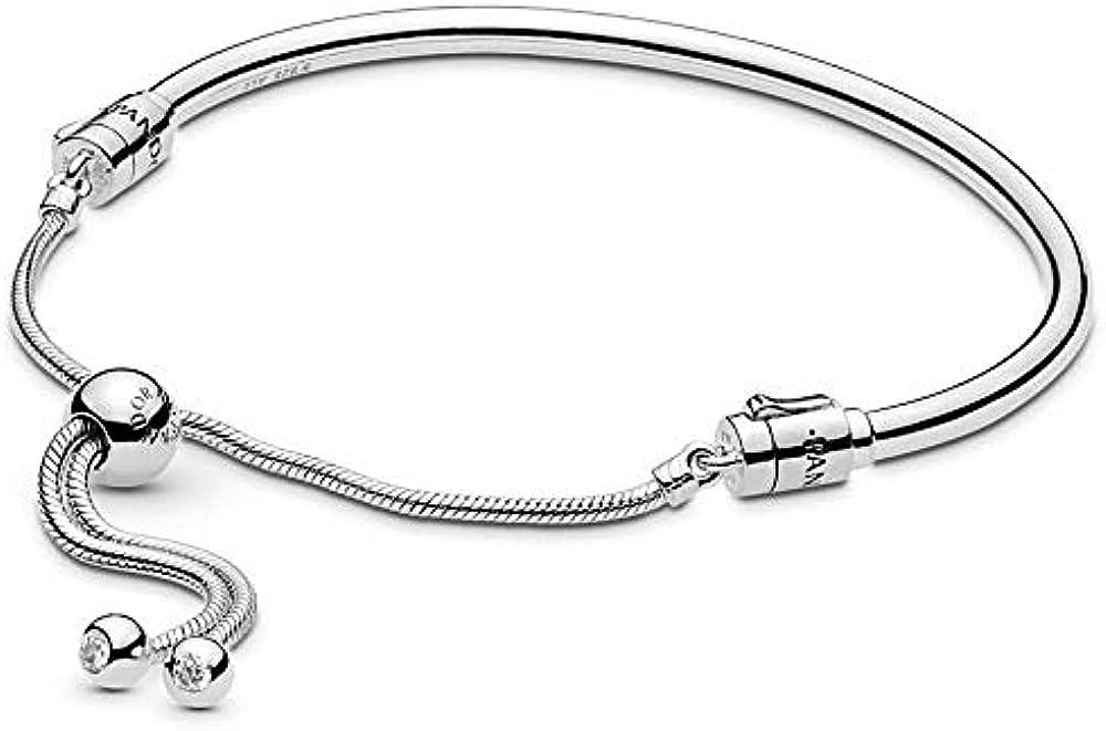 Bracciale rigido pandora  in argento sterling 925 da donna 597953CZ-3