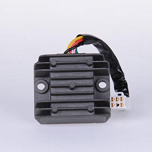 Gleichrichter 5 polig mit Anschlusskabel P50 50 10-11