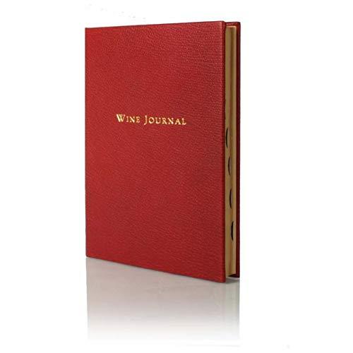 Libro di vino Wine Journal L rosso vino