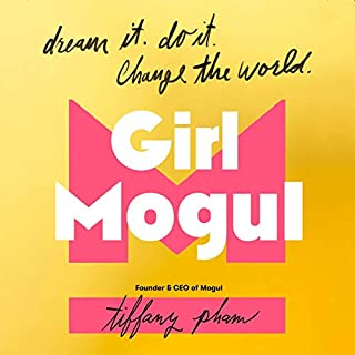 Girl Mogul audiobook cover art