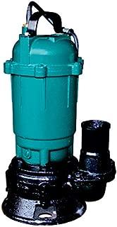Husuper Bomba Sumergible de Aguas Residuales VD-250F Bomba de Agua Sucia Bomba de Inmersi/ón para Aguas Residuales Bomba de Inmersi/ón para Aguas Sucias