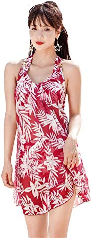 WAZR Damen Bademode Dreiteilige Mode Bikini Bikini Bikini Der Der Der Frauen Getrenntes Verstecktes Dünnes Konservatives Heißes Frühlingsbadekleidungs-Blausen-Badebekleidung B07PS2VQ3P  Leitende Mode 047342