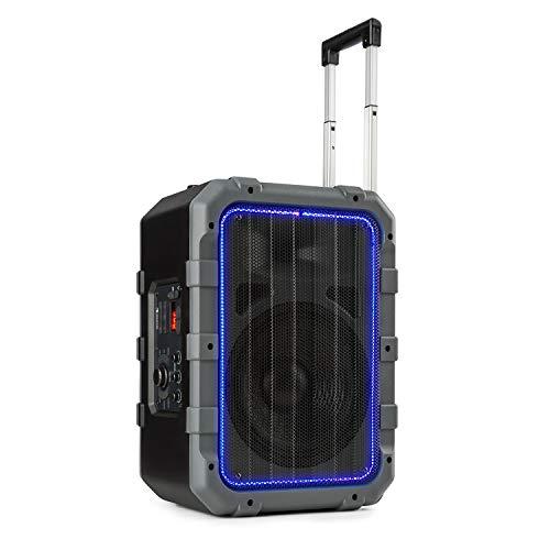 Auna - 4-Wege-HiFi-Lautsprecher-Paar,