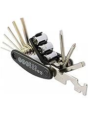 16 in 1 Multifunctionele Fiets Fietsen Mechanic Reparatie Tool Kit